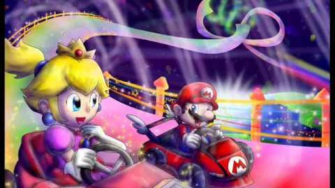Mario Kart Double Dash!! & Wii - Rainbow Road Remix