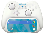 Wii Control Android OS