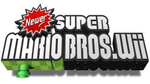 Forest - Newer Super Mario Bros