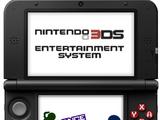 Nintendo 3DS Entertainment System