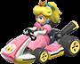 Peach - Mario Kart 8