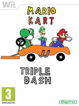 Caratula triple dash
