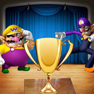 Competencia del trofeo doradp (LWA)