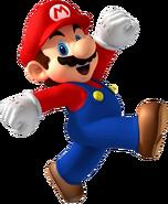 Mario nuevos tiempos