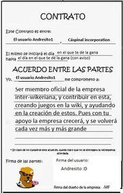 Contrato A