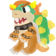 WatercolorBOWSER