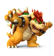 Bowser Super Smash Bros. Maximun