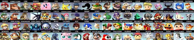 Super Smash Bros. Destroyers