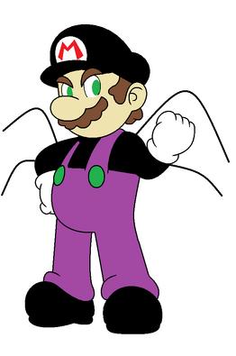 Mario araña