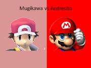 Mugikawa vs Andresito