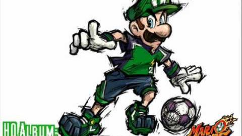 HQ Album Luigi's Theme - Mario Strikers Charged Football