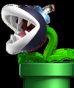 Planta Piraña explosiva