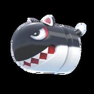 Cat Bullet Bill - Super Mario 3D World
