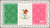 Mexico Stamp by Pansai