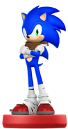 Amiibo Sonic (Sonic Boom)
