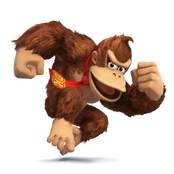 Donkey Kong Super Smash Bros. Maximun