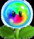 Flor de Burbujas