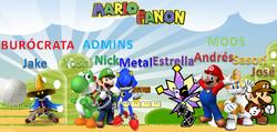 Mario Fanon Wiki Administradores