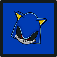 Paper Metal Sonic PN