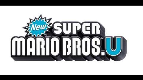 Sparkling Waters Overworld - New Super Mario Bros U - Music