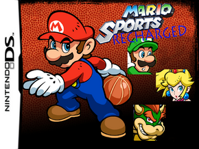 Mario sports recharged