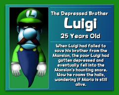 Luigi Depresivo