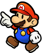 Paper Mario Render 1