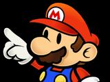 Paper Mario: The Diamond Dark/Personajes
