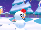 Super Mario Snow