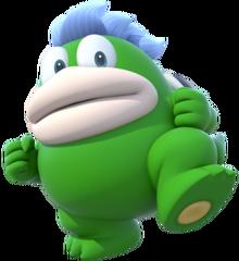 Spike el verde