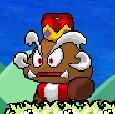 Rey goomba