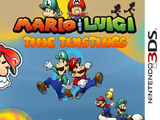 Mario & Luigi: Time Twistings