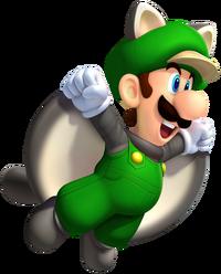 Flying Squirrel Luigi (MKM)