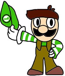 Luigi remix