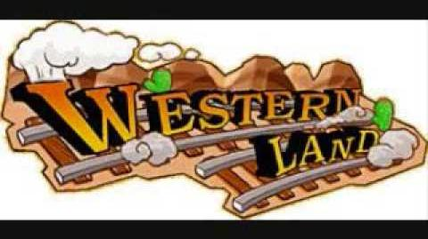 Mario Party 2 Music - Western Land