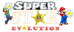 Super Star Evolution Logo