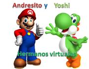 Andresito y Yoshi