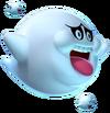 NSMB2 Fat Boo