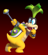 Iggy Koopa New Super Smash Bros Brawl