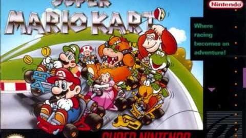 Unreleased Super Mario Kart Music
