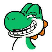 Yoshi meme plantilla2