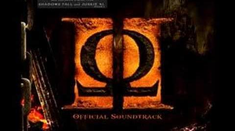 God of War 2 OST Mike Reagan - Typhon Mountain