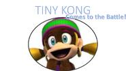 Tiny Kong SSBX