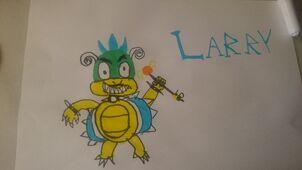 Larry de mayor