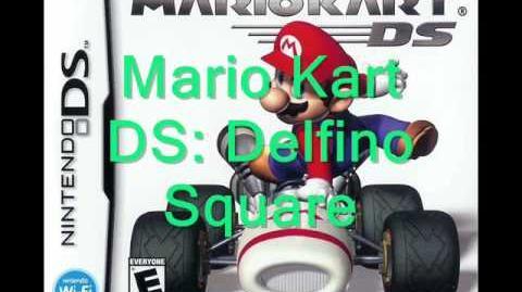 Mario Kart DS Music Delfino Square (Flower Cup)
