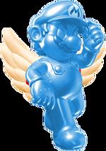 Mario aire helado
