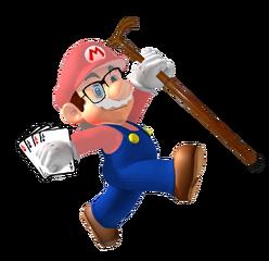 Mario anciano