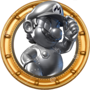NSMBM - Metal Mario