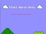Pixel Mario Bros.