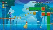 Mario, luigi y daisy